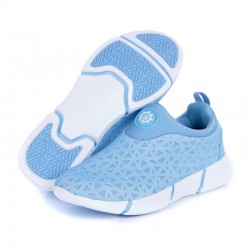 Sky Blue Fashion Sneaker 3.5~4