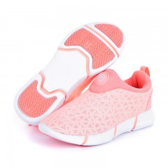 Peach Fashion Sneaker