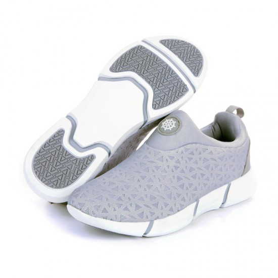 Grey Fashion Sneaker