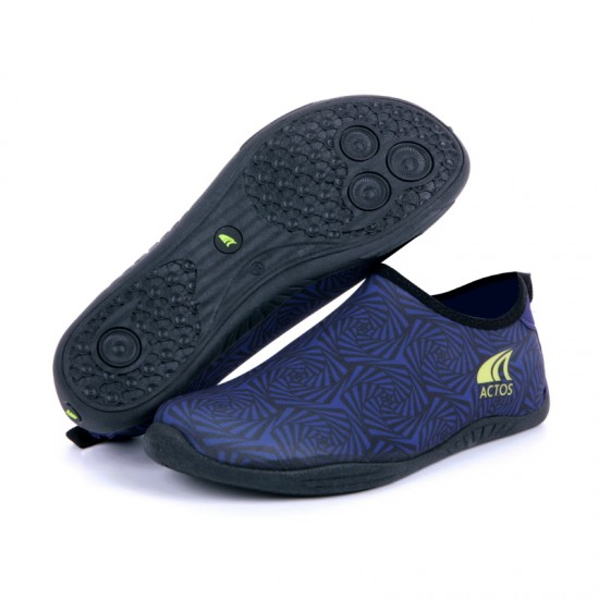 Actos  Navy  Blue Size 9