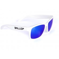 Ballop Blue Mirror Horizon Sunglasses